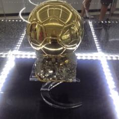 golden ball c. ronaldo