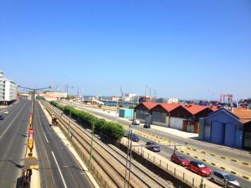 area harbour