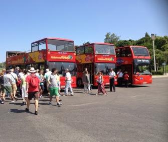 hop-on hop-off bus tur